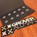 Grover Allman Tru Grip Packaging Open