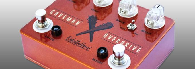 Oddfellow FX Caveman Overdrive 2