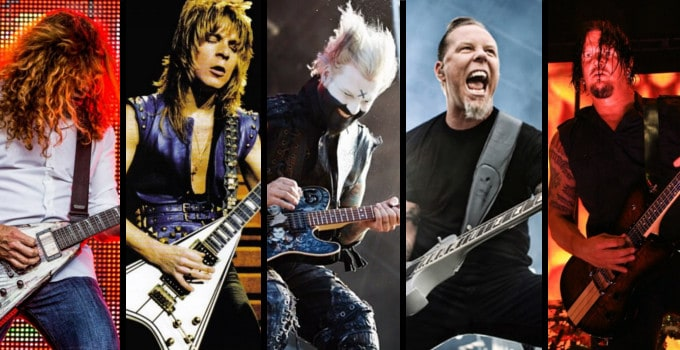52 Guitarists Top 5