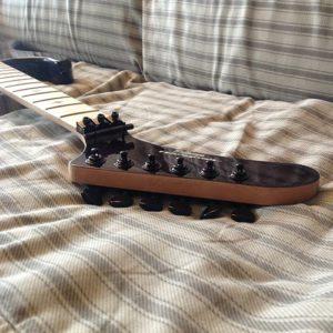 Rubbish guitar