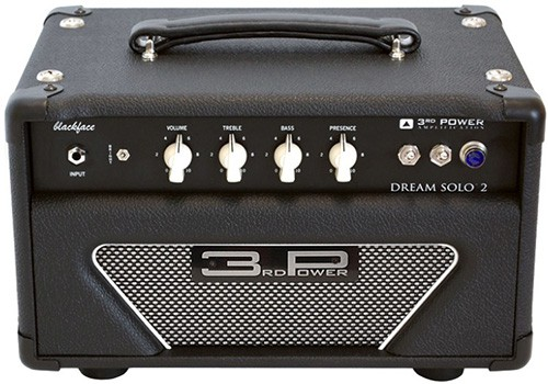 3rd Power Dream Solo 2 front