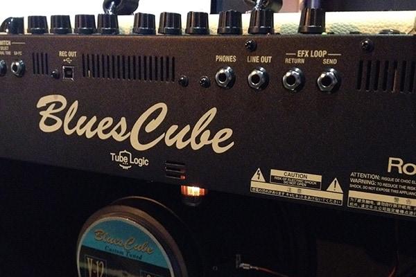 Blues Cube Tone Capsule