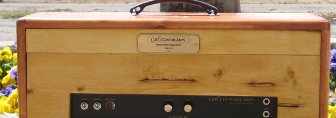 Carl's Custom Amps Lite 18 Watt Plexi