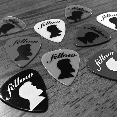 Fellow plectrums