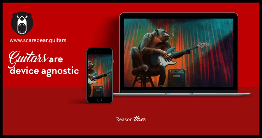 Guitar Agnostic