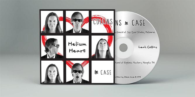 Helium Heart CD artwork
