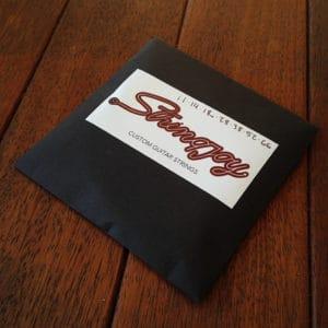 Stringjoy string packaging (external)