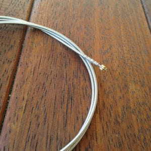 Stringjoy low B string