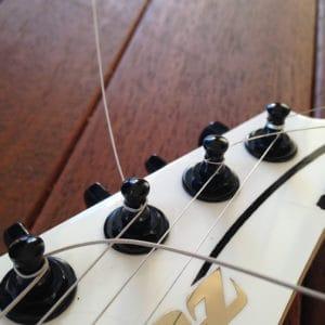 Wound G string