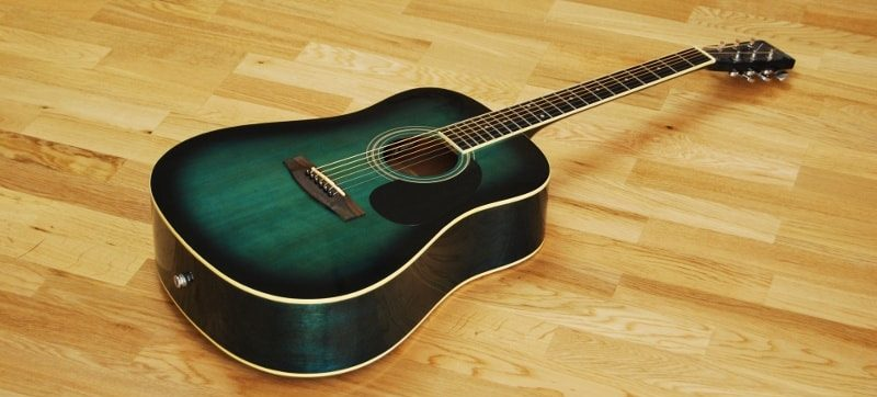 My Magnum electro-acoustic guitar