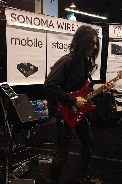 Mike Campese Guitar Tone