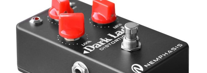 Nemphasis Dark Lady RedKnobs Distortion