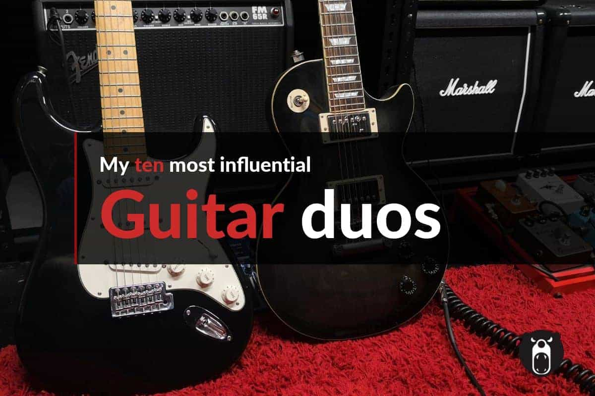 Top Ten guitar duos