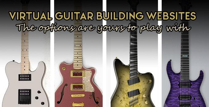 Virtual Guitar Building Websites