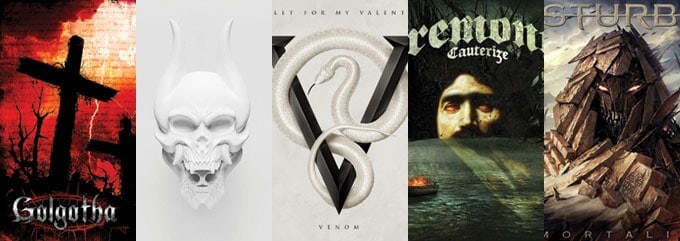 2015 five favourite albums