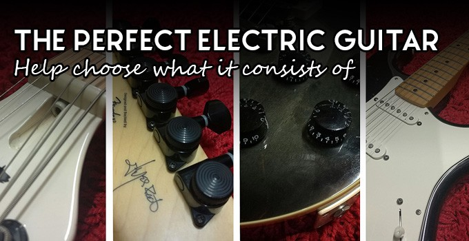 Building the perfect guitar using social media