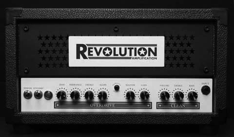 Revolution Amplification Bully XX