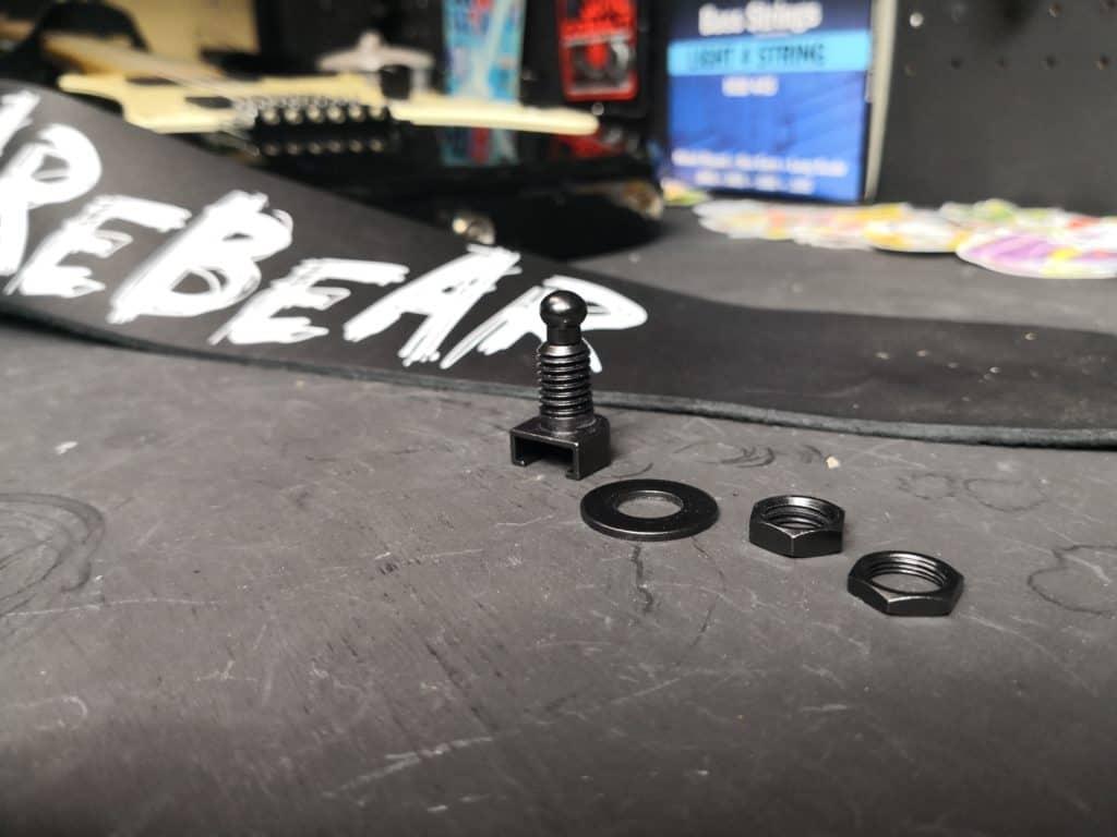PLB Guitar Strap bolt pieces