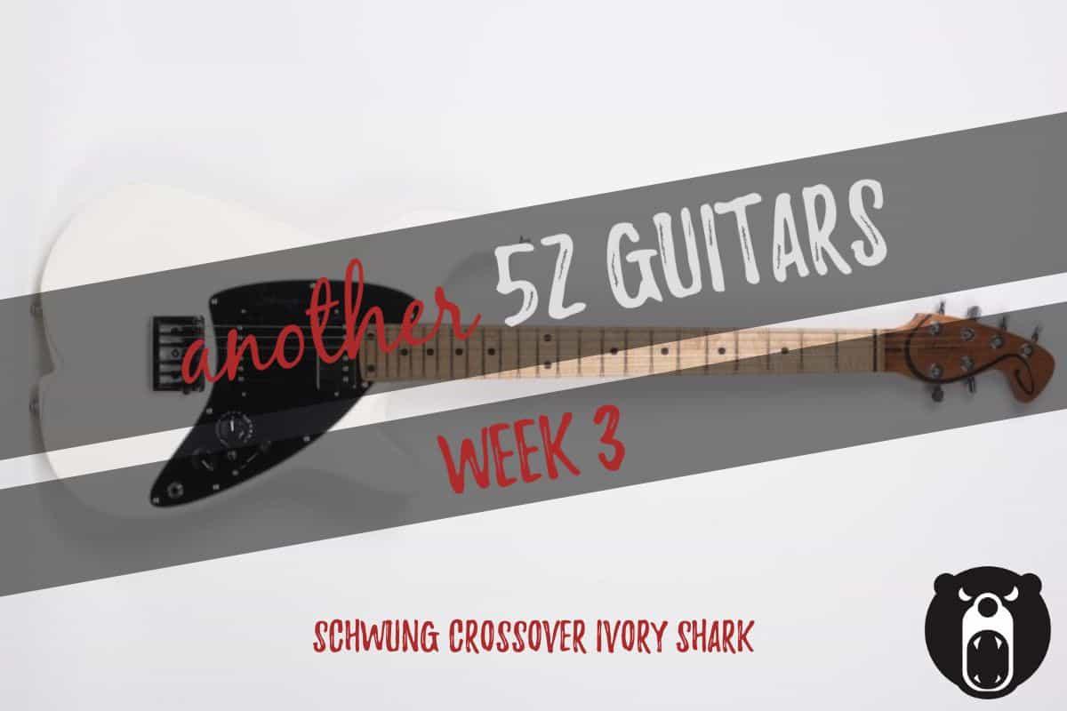 Schwung Crossover ivory Shark