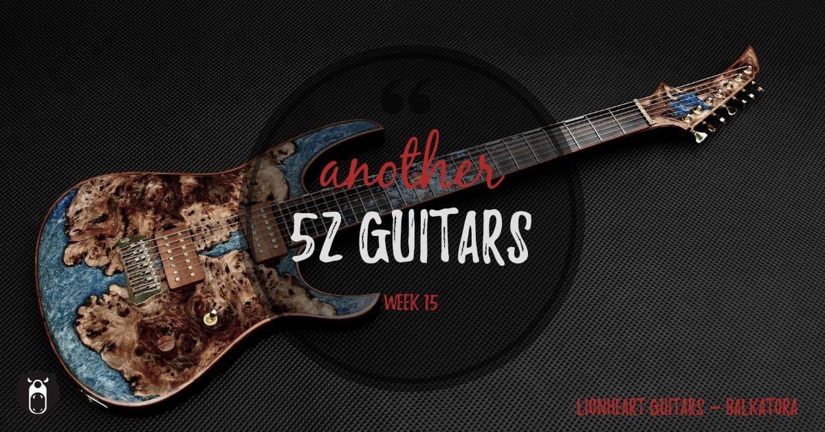Lionheart Guitars Balkatora